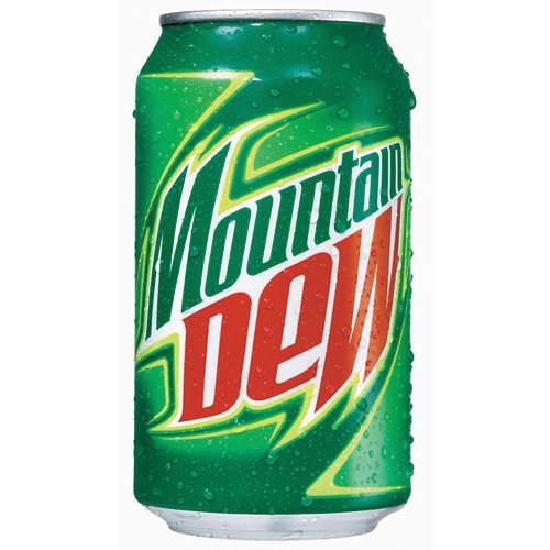 Mountain Dew Mountain Dew Drinks Logo Soda