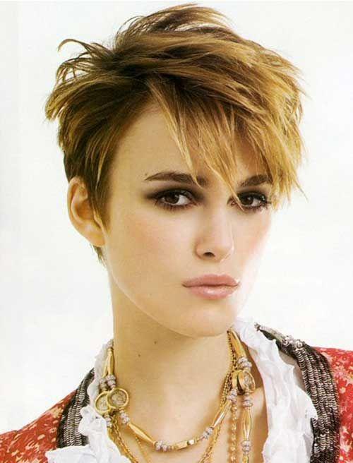15 Keira Knightley Pixie Haircuts Pixie Hair Hair Short Hair