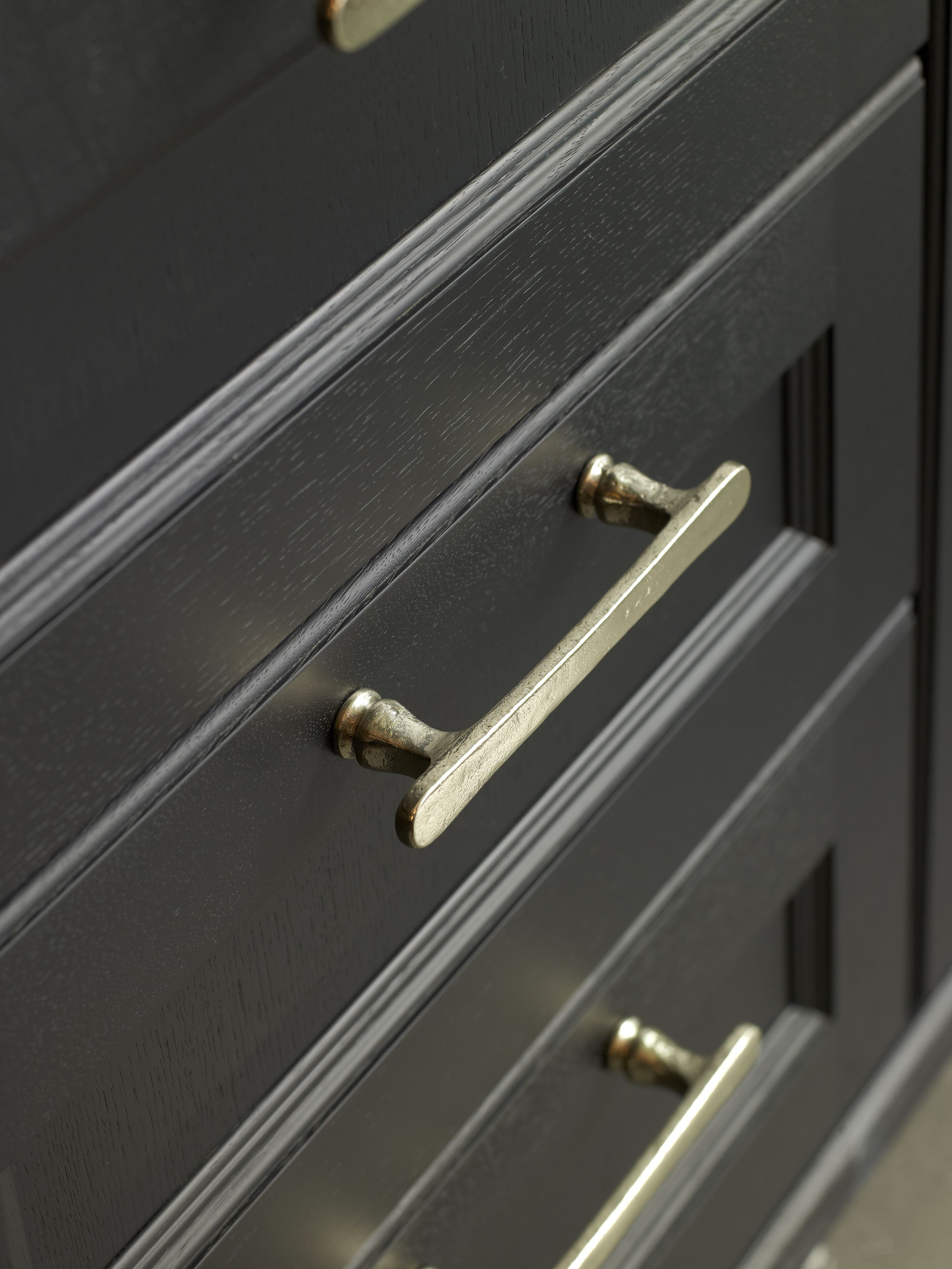Dauby Pure Furniture Pull Pmbu 128 Raw Bronze Rb 128mm Also Available In White Wb And Dark Iron Vo Www Be