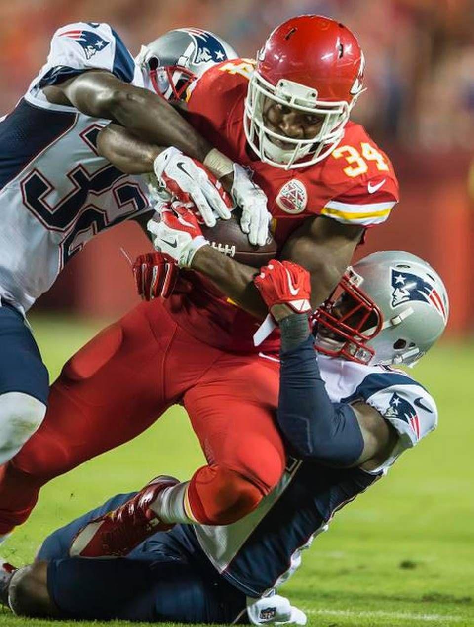 Photo Gallery Chiefs 41 Patriots 14 Kansas City Chiefs Kc Chiefs Football Helmets