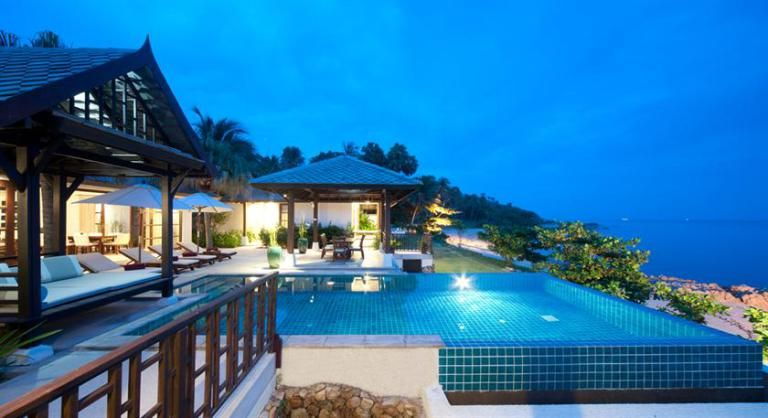 Popular Hotels In Koh Samui Chaweng Beach Koh Samui Thailand Spa Hotel Rooms