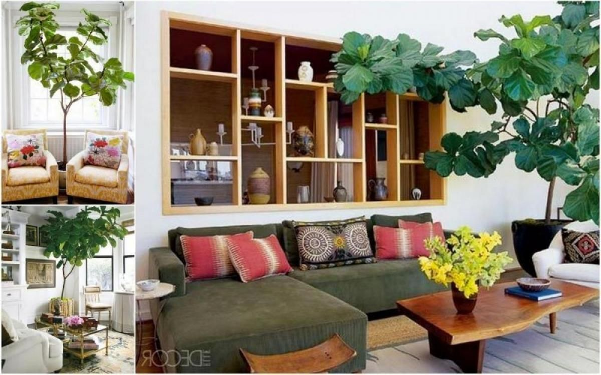 decorative artificial plants living room - artificial plants