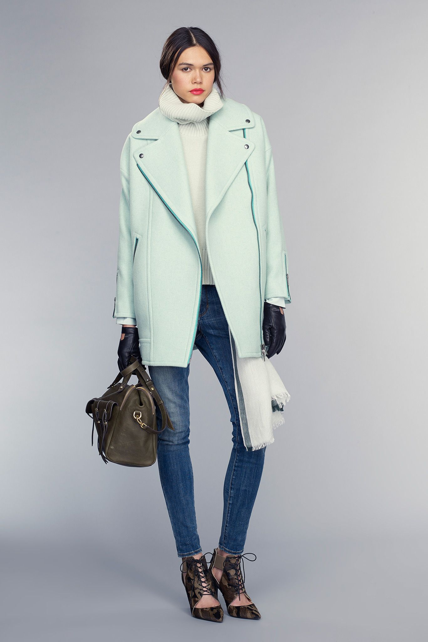 89772ffd Banana Republic - Fall 2015 Ready-to-Wear - Look 15 of 38 | From the ...