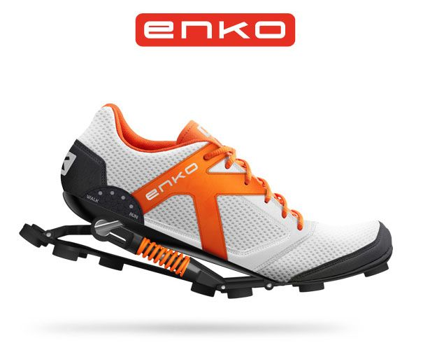 Maximize Your Run And Protect Your Joints With Enko Running Shoes  ... see more at InventorSpot.com