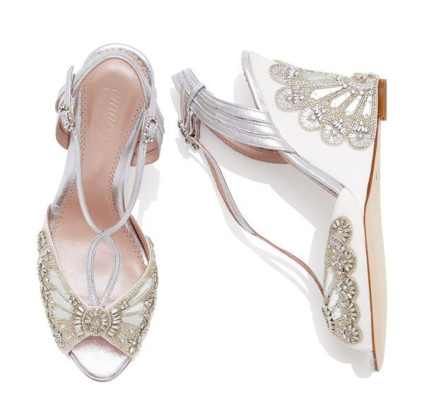 Are you looking for the perfect outdoor wedding shoes? No worries ...