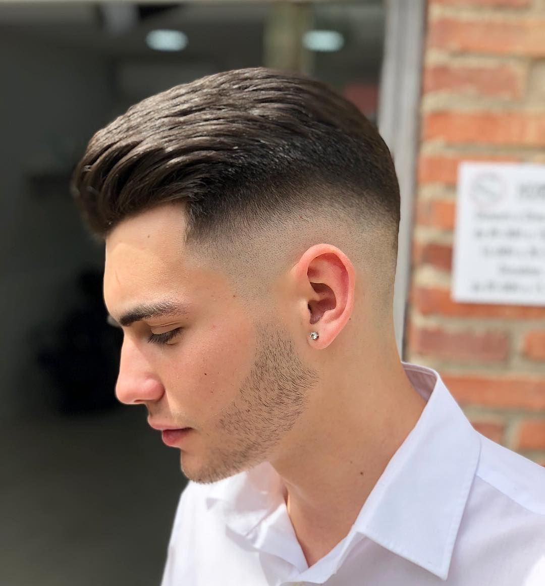 45 Latest Men S Fade Haircuts Mid Fade Haircut Fade Haircut