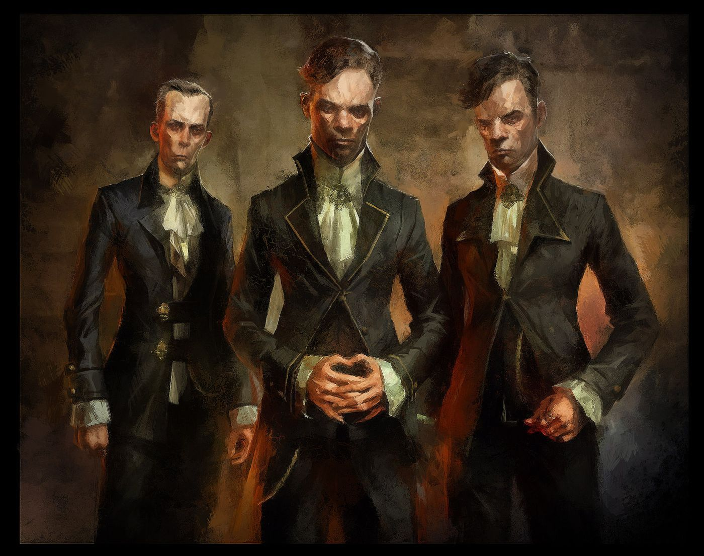 Dishonored Concept Art Has Some Of The