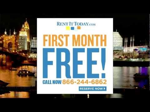 Cincinnati Storage Units For Rent ... First Month Free! | Storage ...