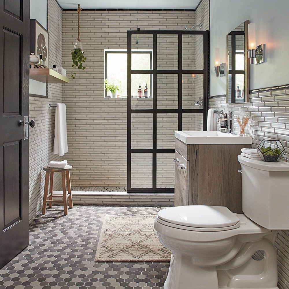 Find Inspiration To Transform Your Bathroom With These