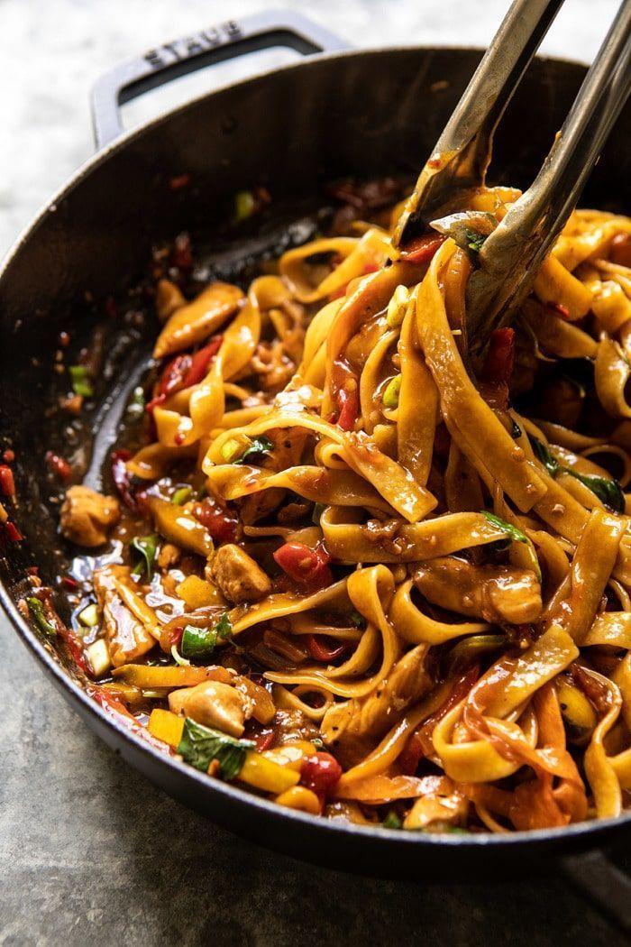rezept asiatischer stil spicy peanut vinegarette