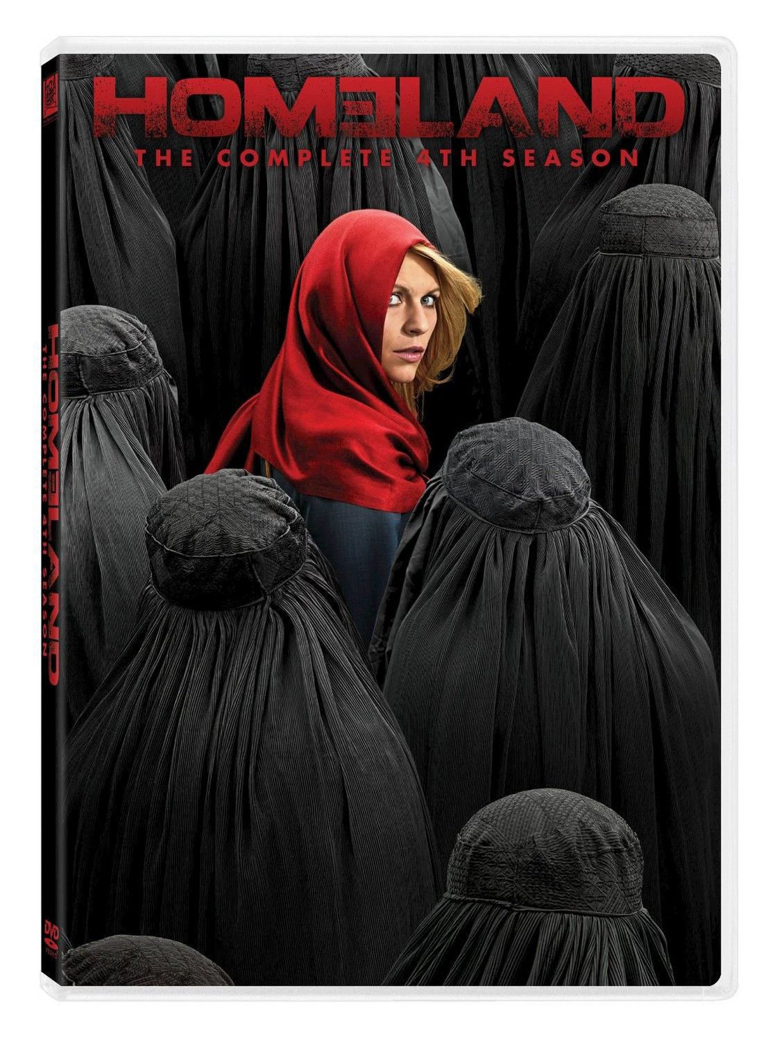 Homeland: The Complete Fourth Season (DVD)   Homeland ...