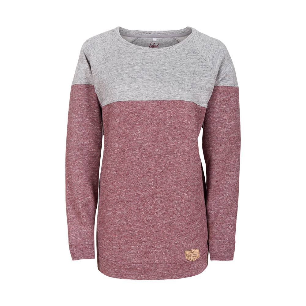 mountain sweater dark red ladies - neu im shop - ladies