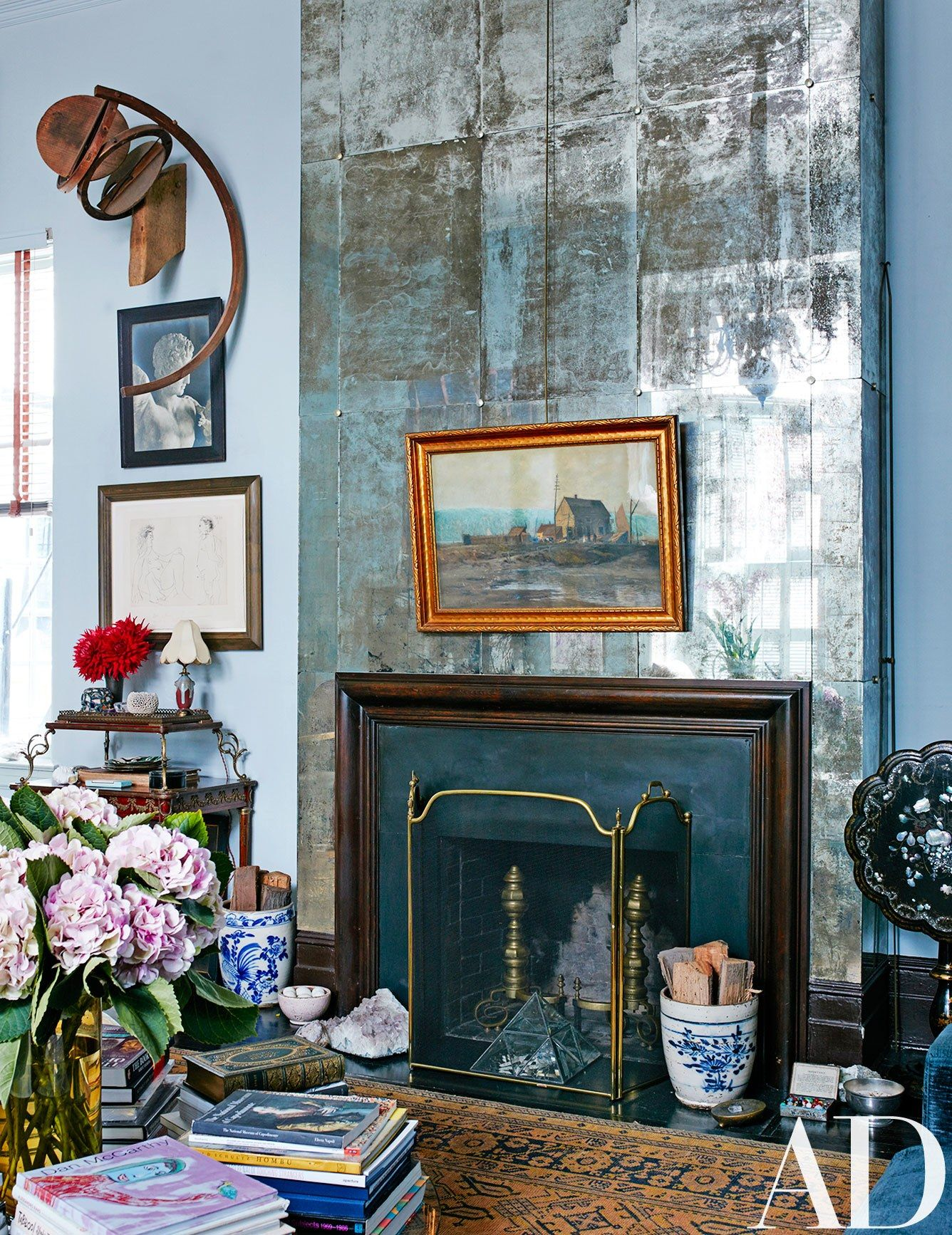 Inside Artist Jack Pierson's Dreamy Greenwich Village Apartment ...