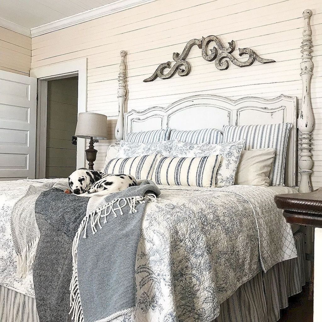 Nice 55 Awesome Farmhouse Rustic Master Bedroom Ideas Https Carribeanpic Com 55 Awe Rustic Master Bedroom Farmhouse Bedroom Decor Farmhouse Bedroom Furniture