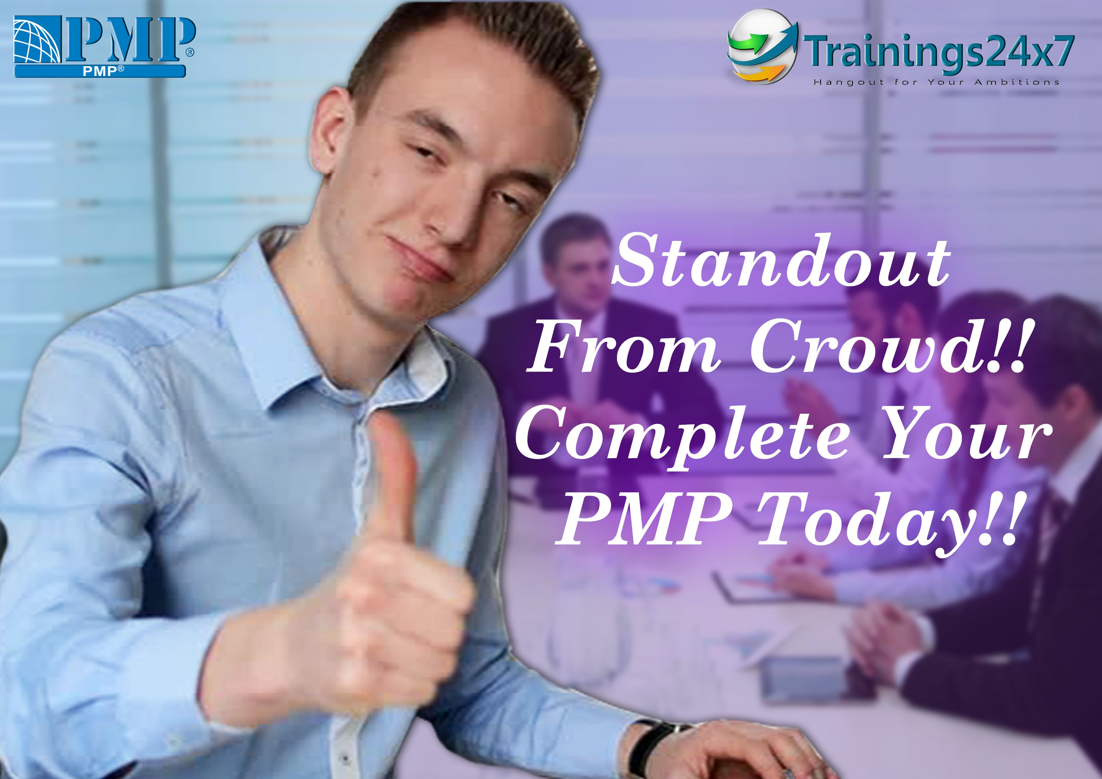 Pmp Stands For Project Management Professional Certification Exam