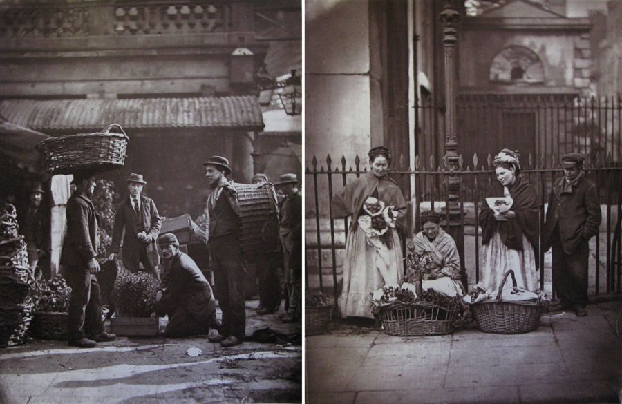 Photo: Latest Compelling Image Galleries. Photos & More - NBC News -  John Thomson / Courtesy Dominic Winter Auctioneers Left: 'Covent Garden labourers' Right: 'Co - #Compelling #emptyStreetPhotography #galleries #Image #japaneseStreetPhotography #latest #NBC #News #photo #photoStreetPhotography #Photos #StreetPhotographyasia #StreetPhotographybackground #StreetPhotographycafe #StreetPhotographycamera #StreetPhotographyeditorial #StreetPhotographyhomeless #StreetPhotographyhongkong #StreetPhoto