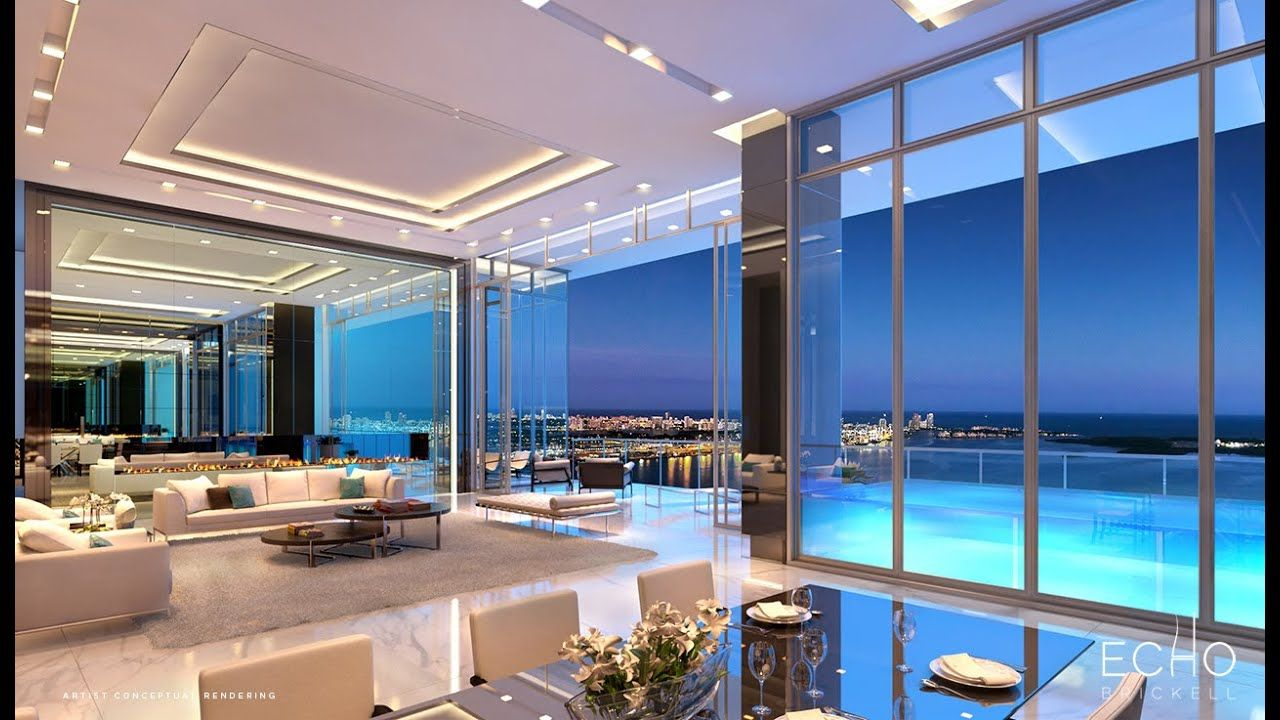 Top 10 Most Expensive Penthouses In The World In 2020 Luxury Penthouse Luxury Property Luxury Apartments