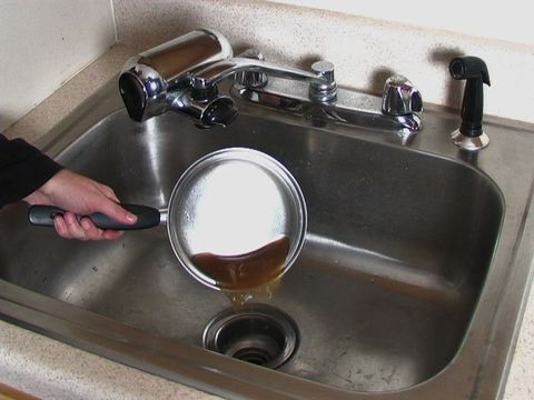 How To Unclog Any Drain In Your Home With Images Kitchen Sink