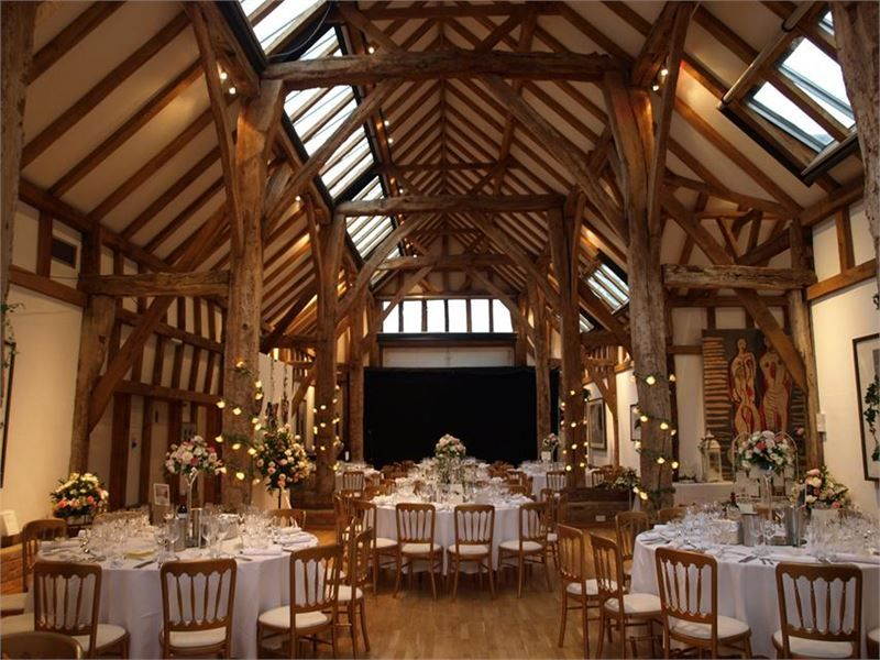 The Henry Moore Foundation Wedding Venue