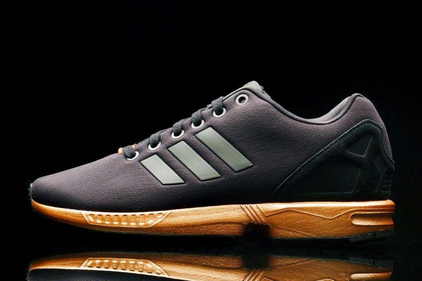 adidas zx flux rose gold nz
