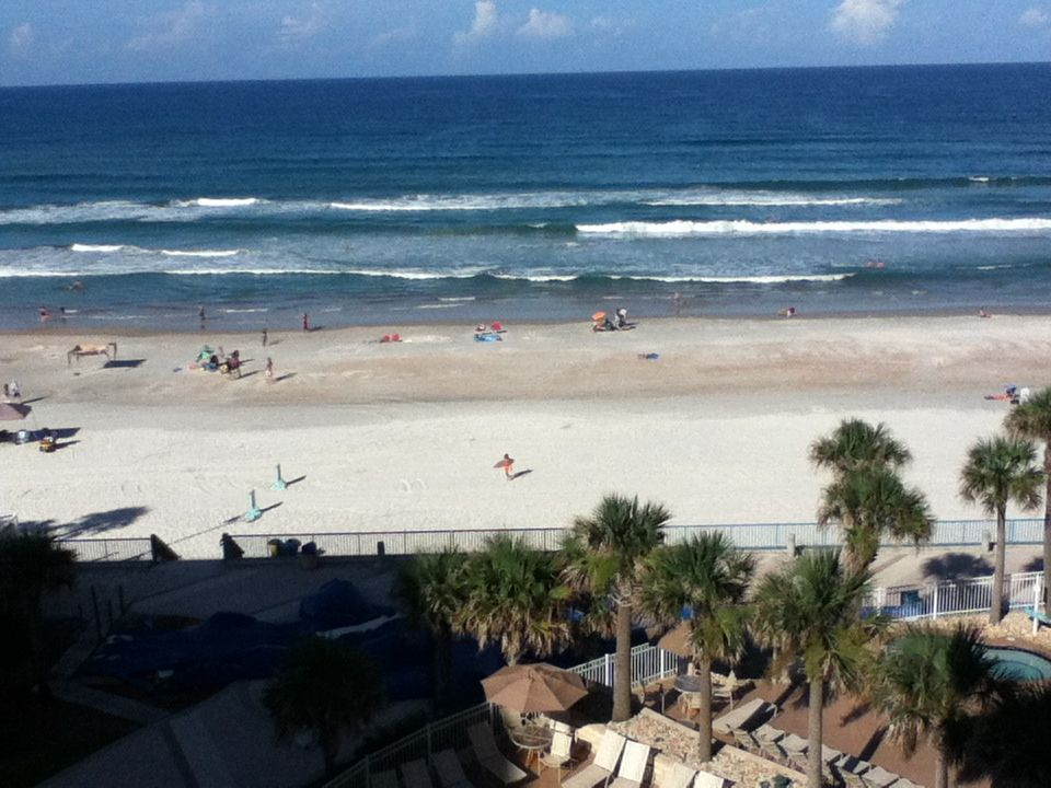 Daytona Beach Florida.