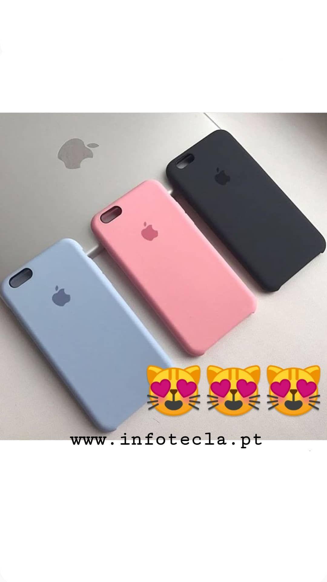 funda iphone 6 rosa pastel