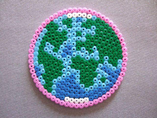 Hervorragend Hama Beads World   Bügel   Perlen   Perlstickerei, Hama perlen BL03