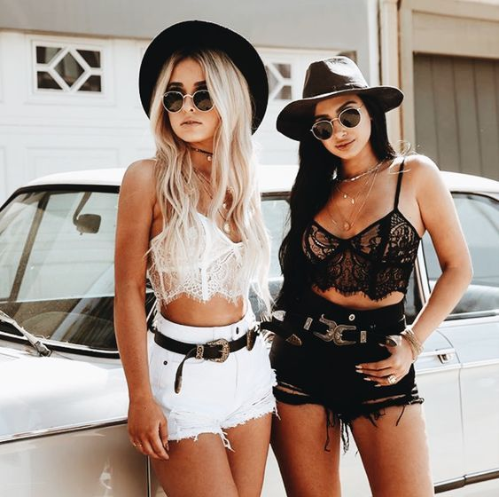 9 styles to copy for your next festival! - Page 2 of 2 - Fashion Inspiration and Discovery