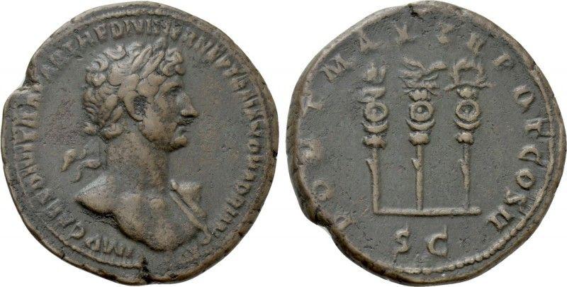 Hadrian 117 138 As Rome Ancient Coins Roman Coins Coins