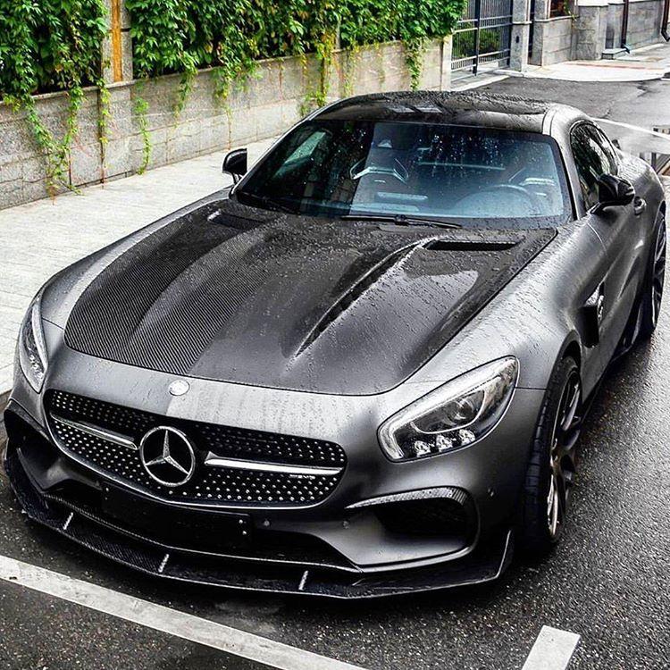 Mercedes AMG GT-S Amazing!! #mercedes #amg #supercar #cars