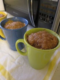 swEEts by e: 3-Minute Microwave Muffins