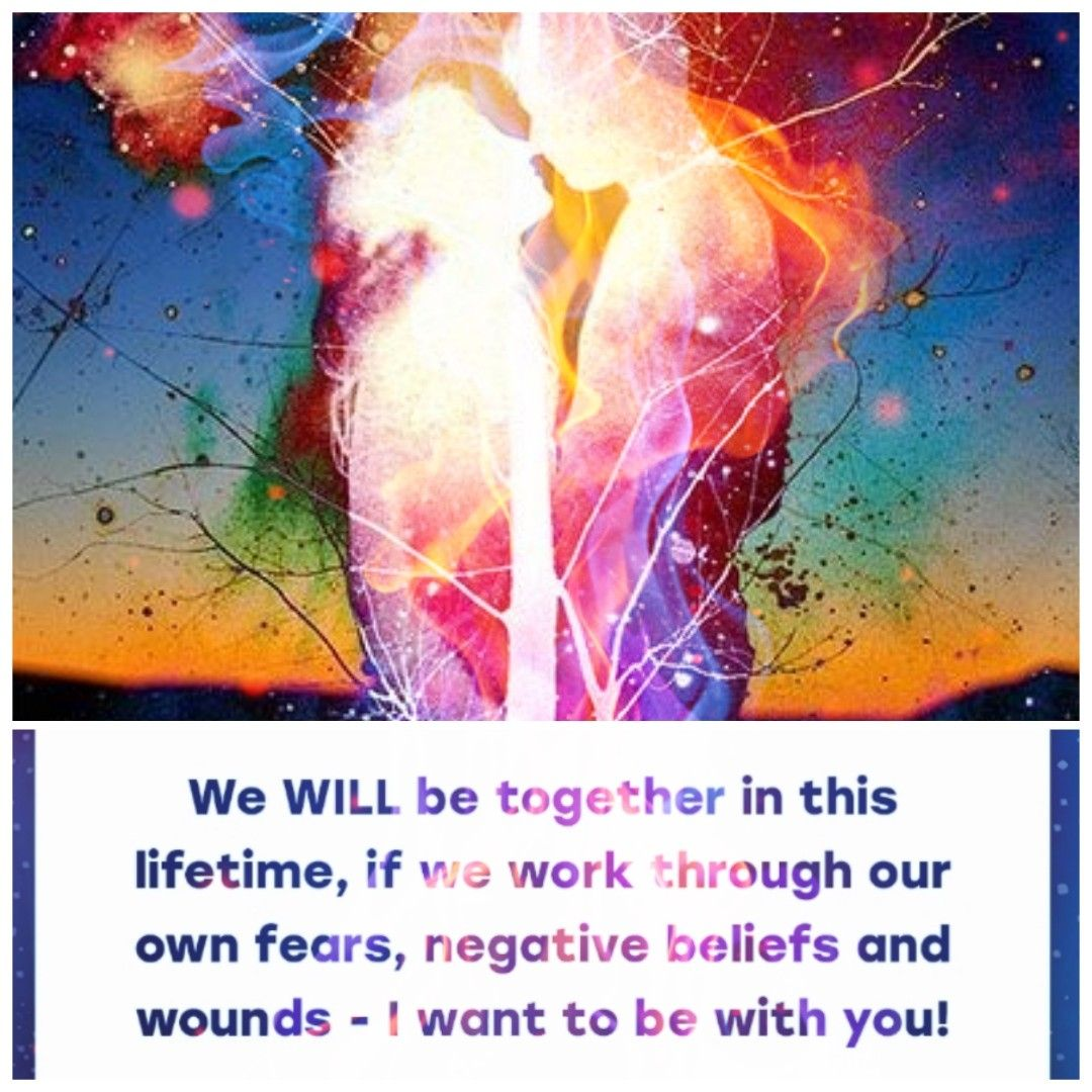 Twin Flame Oracle ~Message from Your T'Fs higher self