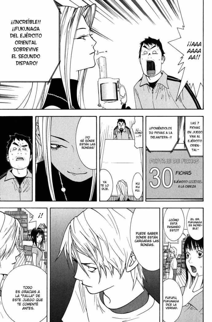 Liar Game 63 página 5 - Leer Manga en Español gratis en NineManga.com