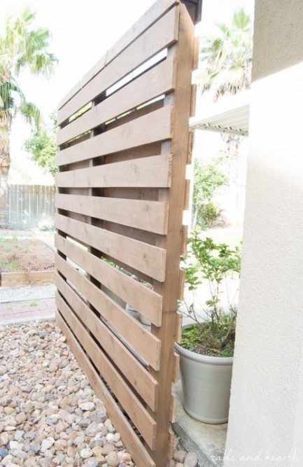 Privacy Fence Ideas Huge Bent Lattice Panels Framed In Block Columns With A Wood Beam Arbor Acr Privacy Fence Designs Diy Privacy Screen Privacy Wall Outdoor