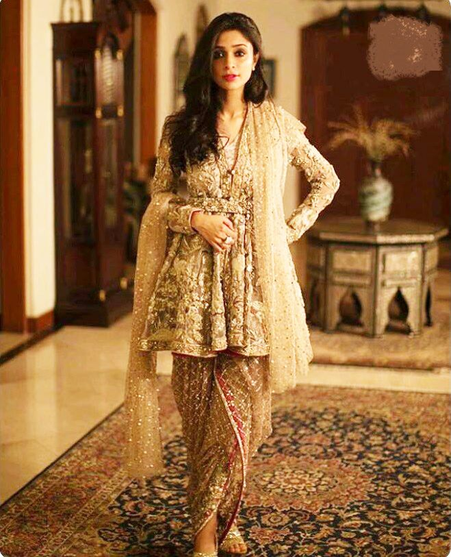 Latest Fashion Indian and Pakistani Frock Designs 2016 ...
