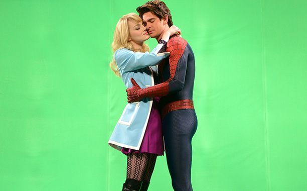 Gwen Stacy & Peter Parker, The Amazing Spider-Man 2