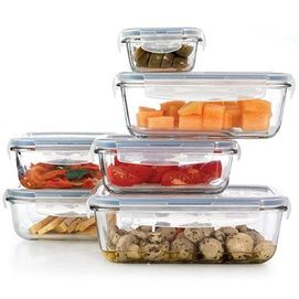 Great for storing leftovers! Starfrit® 12piece Lock