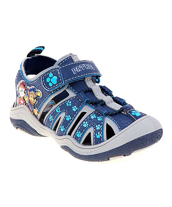457f07508925 PAW Patrol Navy Closed-Toe Sandal - Toddler   Boys