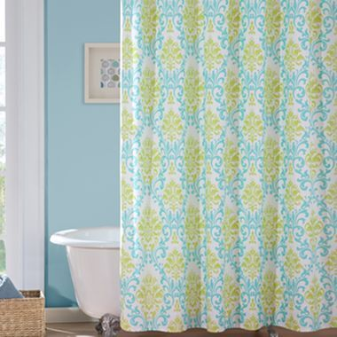 Paige Microfiber Shower Curtain Jcpenney Green Shower Curtains Fabric Shower Curtains Custom Shower Curtains