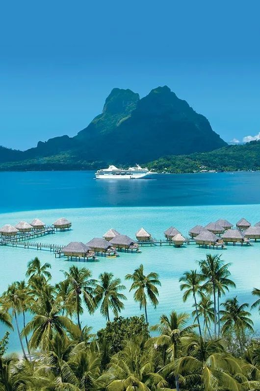 Bora Bora Franca By Nannie Places To Travel Places To Visit Vacation Places