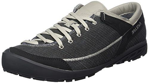 Alpine Road Halbschuh, Oxford Femme, Noir (Black/Grey 0957), 40 EUSalewa