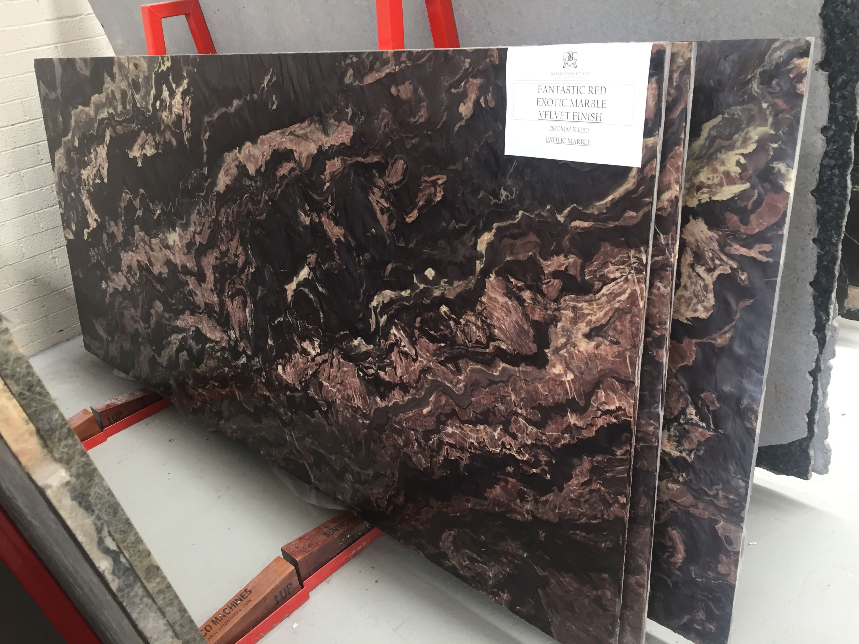 FANTASTIC RED MARBLE  Marble Supplier Melbourne, Marble