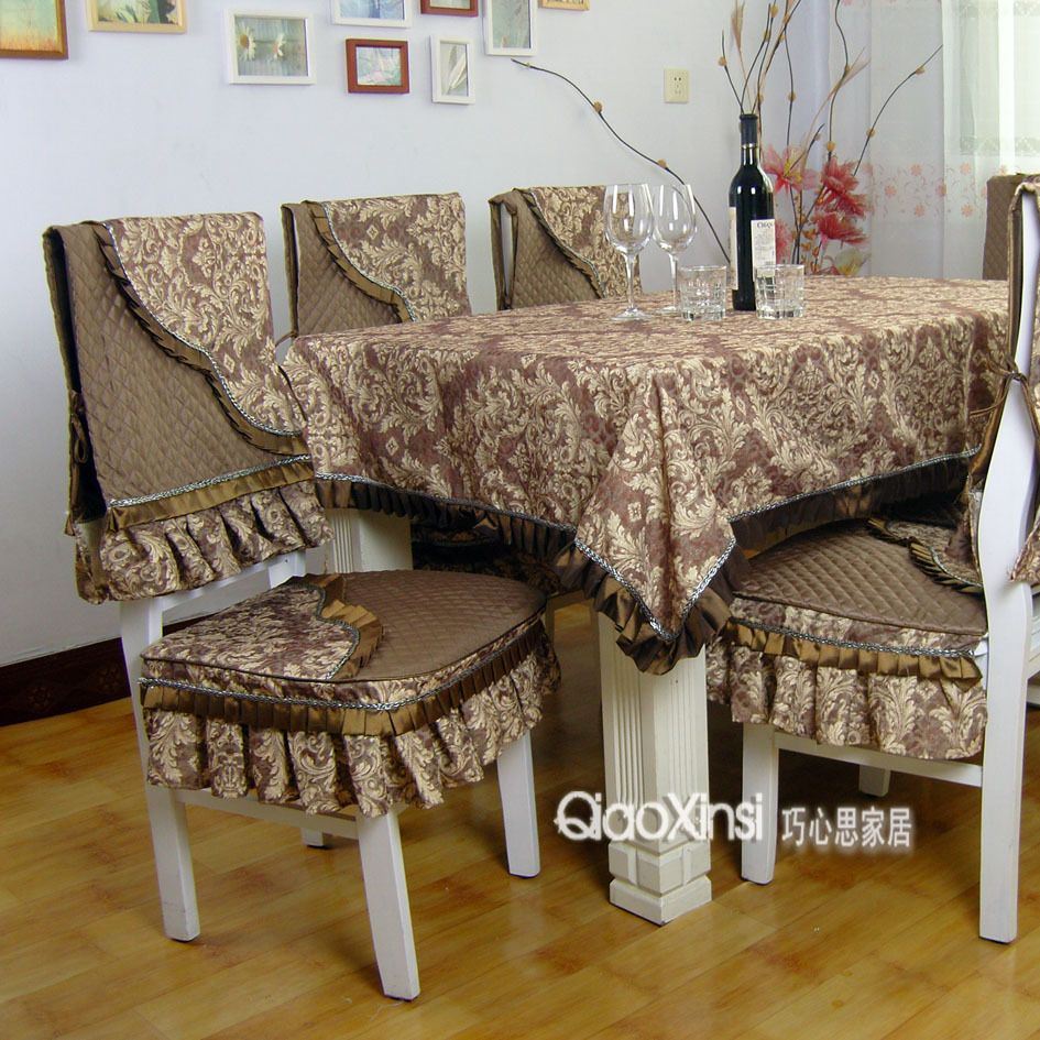 Kitchen Table Chair Cushions: Fashion ! Table Cloth Dining Table Cloth Dining Table