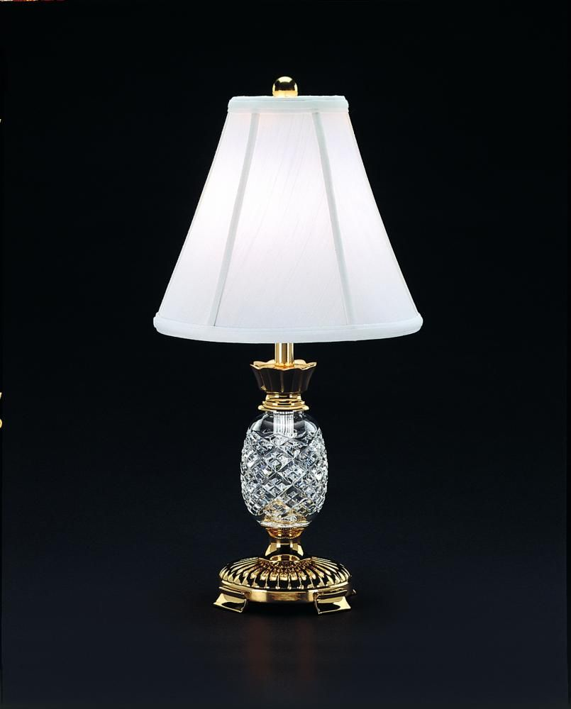 A Crystal Table Lamp: Crystal Table Lamp Flarelampshade ~ tableslamp.com Modern Table Lamps Inspiration