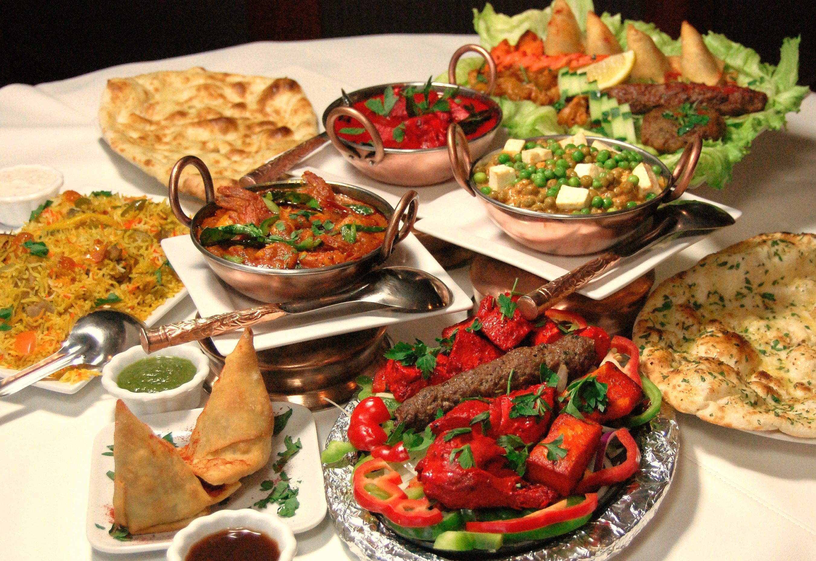 Indian Food Catering Las Vegas