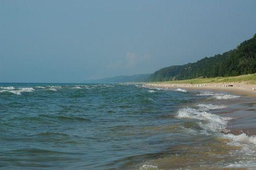 Hagar Ss Michigan Beach