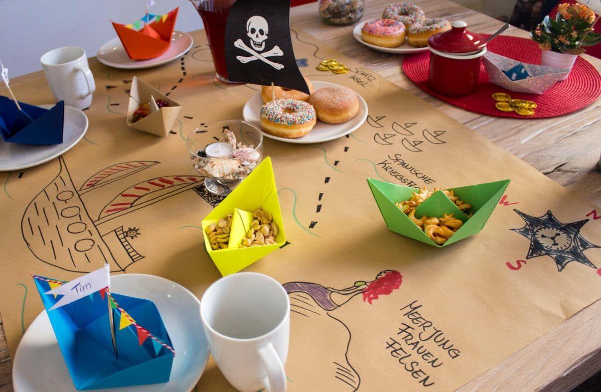 Die besten Ideen für den ultimativen Piratengeburtstag!   – Geburtstag