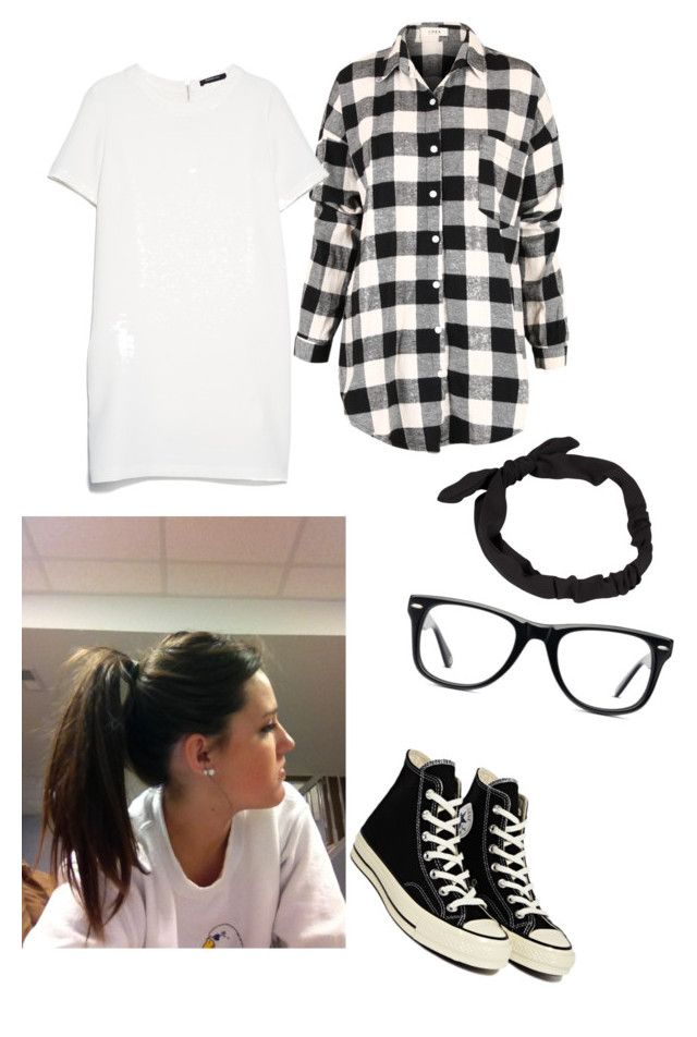 Every day outfit by musiccrazzed on Polyvore featuring polyvore, moda, style, MANGO, Converse, NLY Accessories and Muse