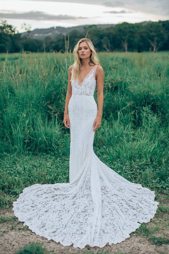 Gorgeous Dress Made With Love Bridal