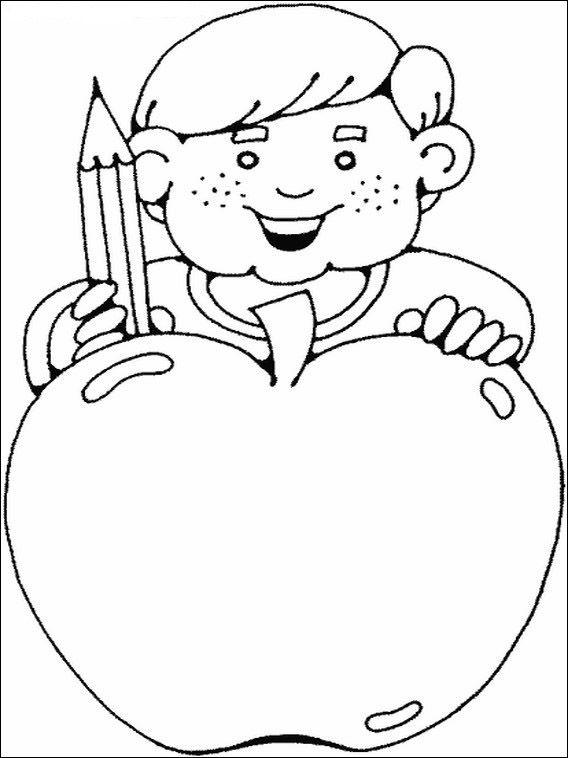 schule 8 ausmalbilder für kinder malvorlagen zum
